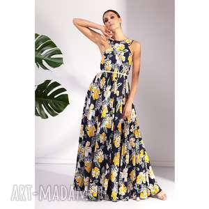 Sukienka Sanaa, maxi, letnia