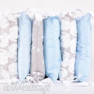 poduchowy ochraniacz lamado 6 częściowy, ochraniacz, poduchowy, ochrona, łóżeczko