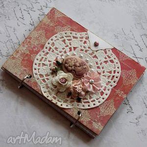 notesy notes z kameą, notes, zapiśnik, zapiski, kamea, prezent, kwiaty