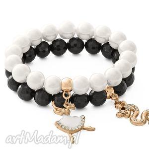 White pearl a,onyks,baletnica,wąż,