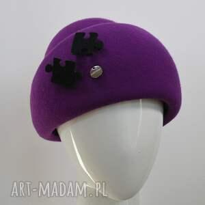 toczek retro, toczek, kapelusz