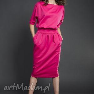 ręcznie wykonane sukienki sukienka mono
