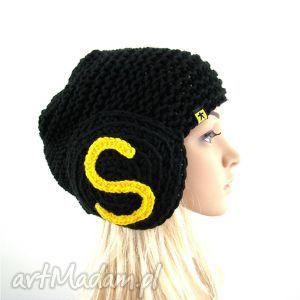Prezent czapka S jak SUKCES :), czapka, czapa, prezent, nauszniki, zima, sukces
