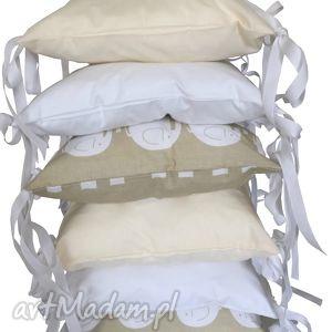 pokoik dziecka poduchowy ochraniacz lamado 6 częściowy, poduszki