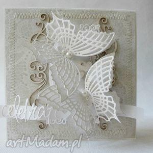 Celebrate, ślub, motyle, para