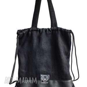 plecak worek torba torebka konopia, konopie, na ramie
