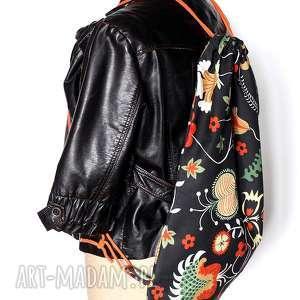 e1b67fb9b42d4 Prezent duzy plecak na lato, worek, bawełna, podróż, ...