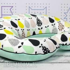 dla dziecka duża poduszka do karmienia gruszki, poduszka, duża, karmienia, rogal