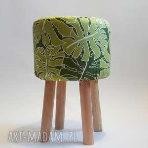 Pufa Fikus 2 - 45 cm, puf, ryczka, stołek, hocker, taboret, siedzisko