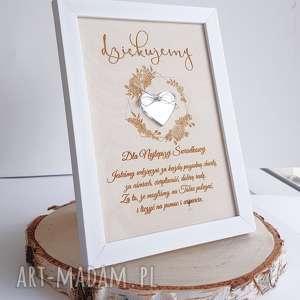 ślub podziękowania dla świadków ślubne świadka świadkowej prezent życzenia