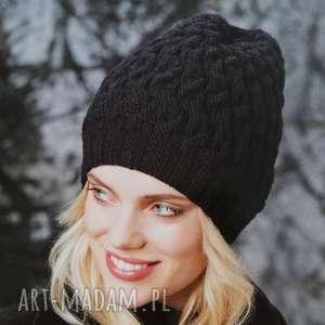 czapka melville, czapka, wełniana, merino, ciepła, zimowa, prezent, pod choinkę