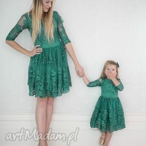 Pomysł na prezent! Komplet sukienek melanie sukienki mrugala