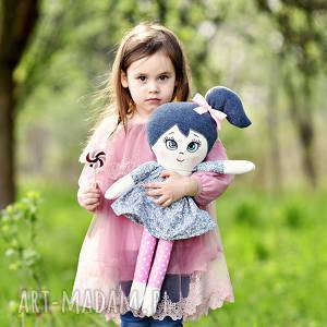 handmade lalki lalka szmacianka tosia (opis pudełko)