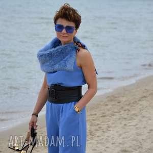 MoRe Fashion. KOMBINEZON CECYLIA 7131 rozm S M L