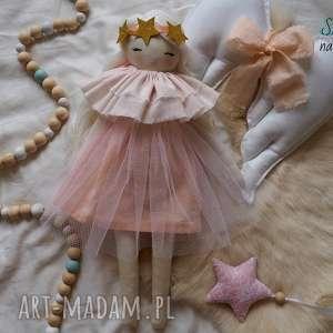 Lalka #213, lalka, pzrytulanka, szmacianka, domekdlalalek, personalizowana