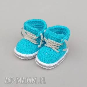 wyjątkowy prezent, trampki stanford, buciki, trampki, bawełniane, niemowlęce