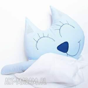 Prezent PODUSZKA DEKORACYJNA KOT, kot, poduszki, prezent, dekoracja