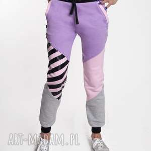 spodnie dresowe oldschool baby, dresowe, dresy, kolorowe, wygodne, lato