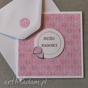 handmade scrapbooking kartki jesienna kartka urodzinowa