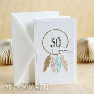 Zaproszenie lub kartka na dowolne urodziny scrapbooking kartki
