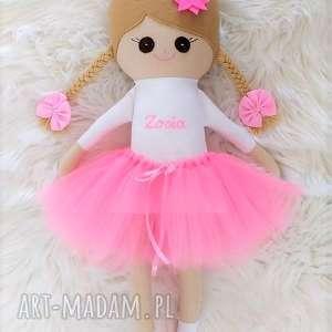 ręcznie wykonane lalki szmacianka, szyta lalka z personalizacją
