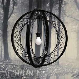 lampy lampa wisząca globe black, okrągła, żyrandol, kula, lampa, prezent, nowoczesna