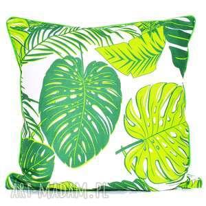 Poduszka MONSTERA Leaves 50x50cm, monstera, liście, poduszka-monstera,