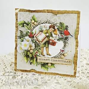 upominek świąteczny Kartka świąteczna, boże-narodzenie, kartka-świąteczna