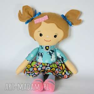 lala rojberka - melania 50 cm, lalka, rojberka, dziewczynka, kolorowa