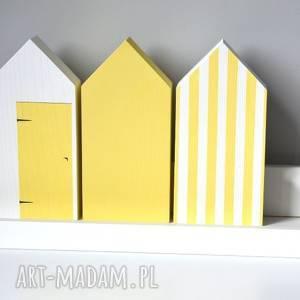 prezent na święta, 3 domki drewniane, domki, domek, statek, morski, morze