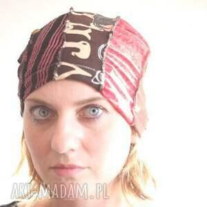 czapki patchworkowa dziewczyna w celibacie nie wytrzyma, czapka
