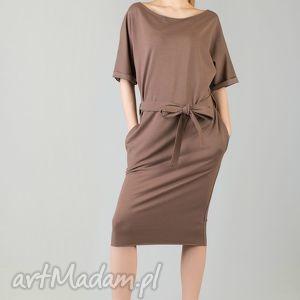 sukienka aleksandra 6, elegancka, wygodna, swobodna, midi, kimono, luźna