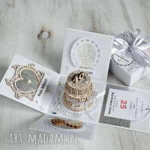 kartki kartka pudełko prezent na ślub wesele, kartka, życzenia