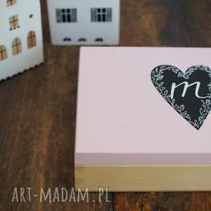 pudełka personalizowane pudełko na zdjęcia 15x20cm lub format a5 - roślinne