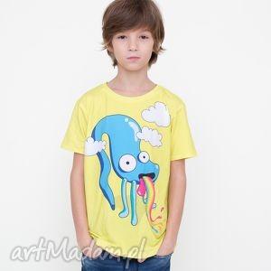 T-shirt dla dzieci z tęczowym stworkiem, tshirt, koszulka, mrgugu, kids, dziecko