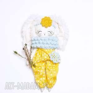 ręczne wykonanie lalki lalka królik