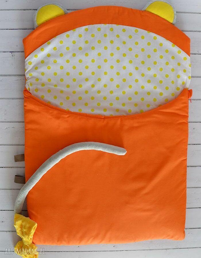 handmade pokoik dziecka śpiworek