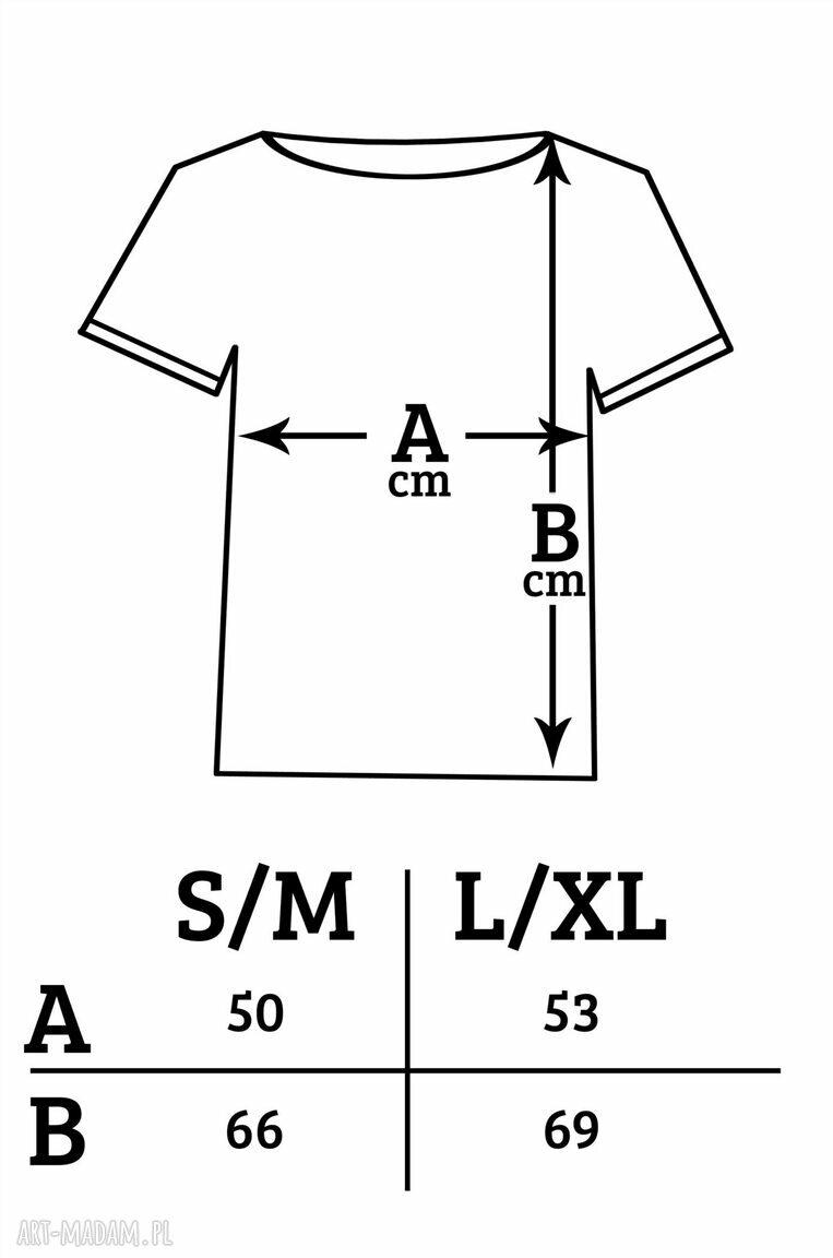koszulki indian painted oversize t-shirt