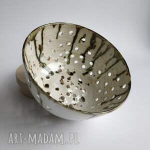 ręcznie wykonane ceramika durszlak ceramiczny