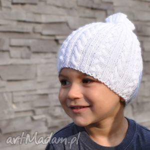 czapka curl, czapka, czapeczka, antyalergiczna, niemowlę, dziecko, włóczka ubranka
