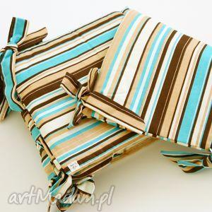 ochraniacz do łóżeczka w odcieniach błękitu i beżu - ochraniacz