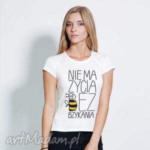 bzzz damska, pszczola, seks, bzykanie, humor, napis