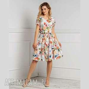 sukienka candy mini jackline, mini, na lato, wiosenna