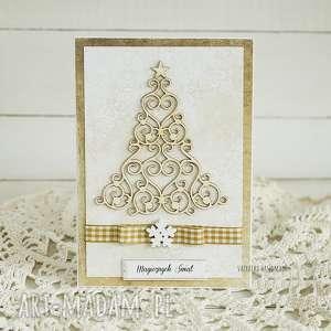świąteczne prezenty Kartka z choinką, 364, boże-narodzenie, kartka