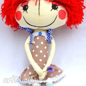 anolinka - ręcznie wykonana lalka z duszą - dziecko, prezent