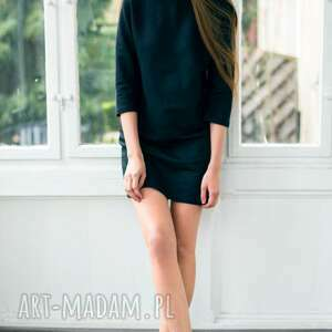 carbon sukienka, dress, casual, fashion, moda, bawełna sukienki ubrania