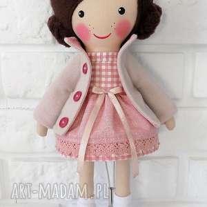 handmade lalki malowana lala anastazja