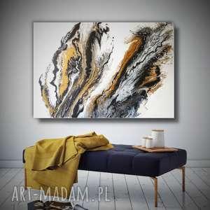 pustynna bryza - obraz ręcznie malowany na płótnie