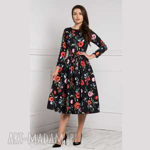 Sukienka marie 3 4 midi marianna sukienki livia clue midi