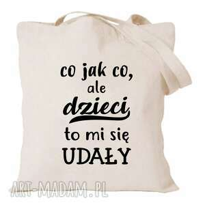 hand-made prezenty święta torba z nadrukiem dla mamy, prezent urodziny, dzień matki